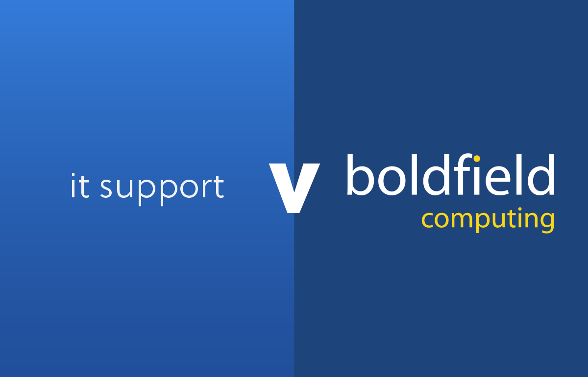 The Difference Between IT Support and Boldfield Support