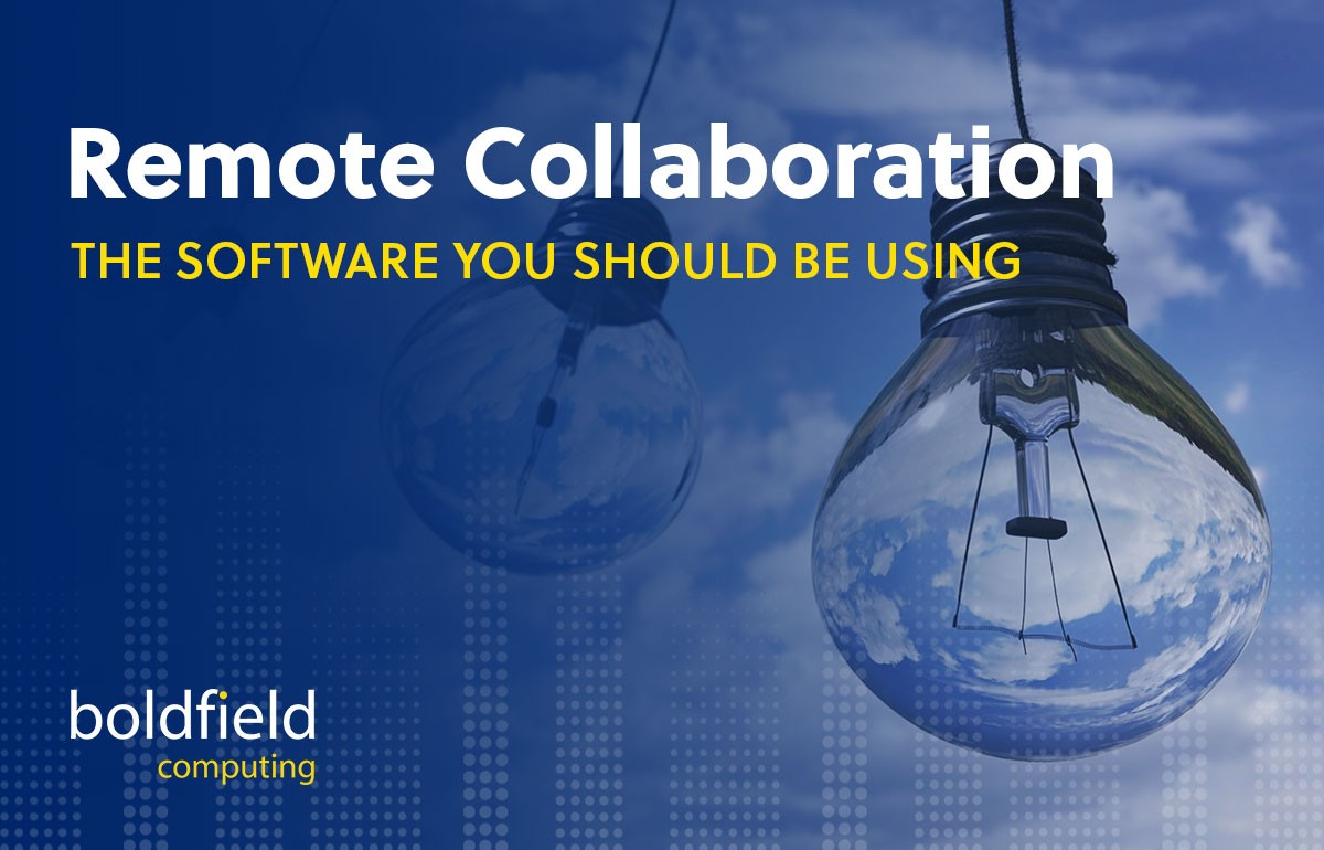 Remote collaboration is the new normal: Here's the software you should be using